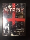 Autopsy - Dark Crusades 2DVD (VG-VG+/M-) -death metal-