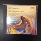 Chopin / Liszt - Piano Concertos CD (M-/M-) -klassinen-
