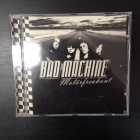 Bad Machine - Motörfreakout CD (M-/VG+) -garage rock-