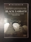 Black Sabbath - The Black Sabbath Story Volume One DVD (VG/M-) -heavy metal-