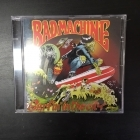 Bad Machine - Surfin' In The City CD (M-/VG+) -garage rock-
