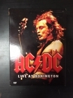 AC/DC - Live At Donington DVD (G/VG) -hard rock-