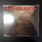 Bad Religion - A Walk CDS (VG/M-) -punk rock-