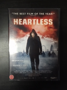 Heartless DVD (M-/M-) -draama/kauhu-