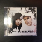 YOR123 & Skandaali - Round The World CD (VG+/M-) -hip hop-