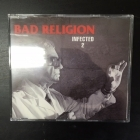 Bad Religion - Infected 2 CDS (VG+/M-) -punk rock-