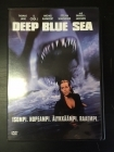 Deep Blue Sea DVD (VG+/M-) -toiminta-