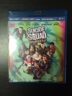 Suicide Squad Blu-ray (M-/VG+) -toiminta-