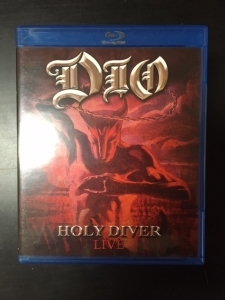 Dio - Holy Diver Live Blu-ray (M-/M-) -heavy metal-