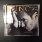 Sting - Mercury Falling CD (VG+/M-) -pop rock-