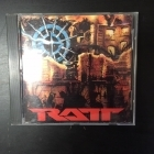 Ratt - Detonator CD (VG+/M-) -hard rock-