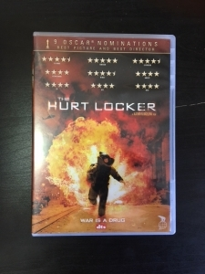 Hurt Locker DVD (M-/M-) -sota-