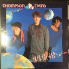 Thompson Twins - Into The Gap LP (VG-VG+/VG+) -synthpop-
