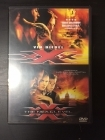 XXX / XXX 2 - The Next Level 2DVD (VG-VG+/M-) -toiminta-