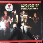 Grandmaster Melle Mel And The Furious Five - Grandmaster Melle Mel And The Furious Five LP (VG+/VG) -hip hop-
