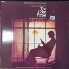 Color Purple - Original Motion Picture Sound Track 2LP (VG+-M-/VG+) -soundtrack-