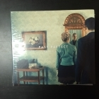 Paperfangs - Past Perfect CD (avaamaton) -indie pop-