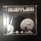 Heartland - Communication Down CD (avaamaton) -hard rock-