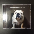 Happoradio - Kaunis minä CD (VG/M-) -pop rock-