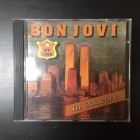 Bon Jovi - In Concert (New York 1992) CD (VG+/M-) -hard rock-