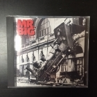 Mr. Big - Lean Into It CD (M-/M-) -hard rock-
