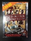 Gangster Chronicles 3DVD (VG+-M-/VG+) -dokumentti-