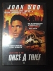 Once A Thief (1996) DVD (VG+/M-) -toiminta-