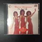 Three Degrees - The Best Of... CD (VG/VG+) -soul-