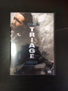 Triage DVD (VG+/M-) -draama-
