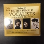 Best Of British Female Vocalists 3CD (M-/VG+)