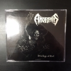 Amorphis - Privilege Of Evil (US/R.R.6024-2/1993) CDEP (VG+/M-) -death metal/doom metal-