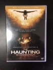 Haunting In Connecticut DVD (VG+/M-) -kauhu-