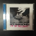 Pete Parkkonen - I'm An Accident CD (M-/M-) -pop rock-