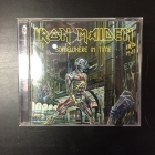 Iron Maiden - Somewhere In Time (remastered) CD (VG+/VG+) -heavy metal-
