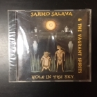 Jarmo Jalava & The Vagrant Spirits - Hole In The Sky CD (avaamaton) -indie folk-