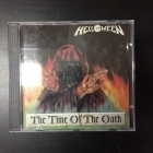 Helloween - The Time Of The Oath CD (VG/VG+) -power metal-