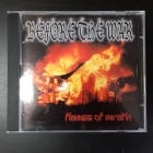 Before The War - Flames Of Wrath CD (VG+/VG+) -death metal-