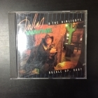 Dallas Wayne & The Dimlights - Buckle Up, Baby CD (VG/VG+) -country-