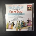 Show Boat - Broadway Show Album CD (M-/M-) -musikaali-