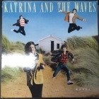 Katrina And The Waves - Waves LP (VG+/VG+) -new wave-