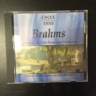 Brahms - Concerto No.1 For Piano And Orchestra CD (VG/VG+) -klassinen-