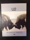 U2 - The Best Of 1990-2000 DVD (VG/VG) -pop rock-