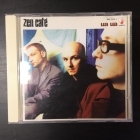 Zen Cafe - Ua ua CD (G/VG+) -pop rock-