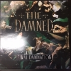 Damned - Final Damnation LP (VG+-M-/VG+) -punk rock-