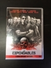 Expendables (special edition) 2DVD (VG+/M-) -toiminta-