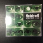 Naildown - Eyes Wide Open CDS (G/M-) -melodic death metal-