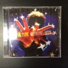 Cure - Greatest Hits CD (VG/VG+) -gothic rock-