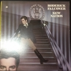 Roderick Falconer - New Nation LP (M-/VG+) -glam rock-