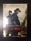 Hell On Wheels - Kausi 1 3DVD (VG+/M-) -tv-sarja-