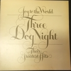 Three Dog Night - Joy To The World (Their Greatest Hits) LP (VG/VG) -soft rock-
